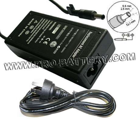 Power Supply AC Adapter Charger for ASUS N80 P80 V2 VX1 VX2