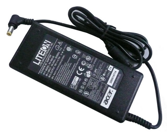 90W ACER Aspire V5-471G LAPTOP AC ADAPTER CHARGER POWER SUPPLY CORD