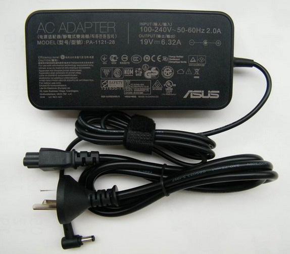 Genuine 120W Asus PA-1121-28 Slim AC Adapter for Asus N550JV-XO087H Laptop Charger