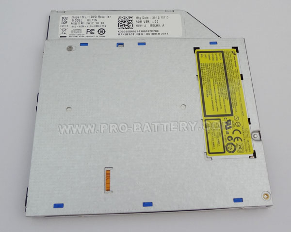 Super-Multi Rewriter DVD Burner Drive HL GU71N for Asus N550 N550JV N550JA