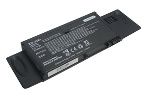 Battery for BTP-73E1 ACER TravelMate 370 371 372 374