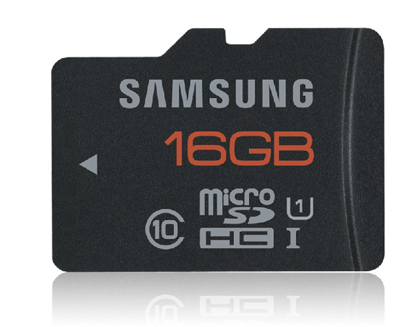Samsung 16GB 16G microSD microSDHC UHS Memory Card for GALAXY S3 Note 2 Class 10 Plus