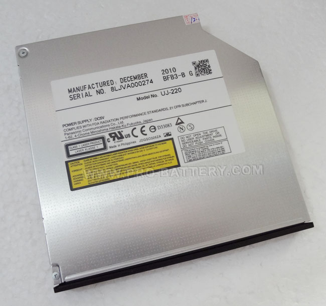 2X Blu-ray BD-RE BD Burner Optical Drive for Dell Precision M90 M6300