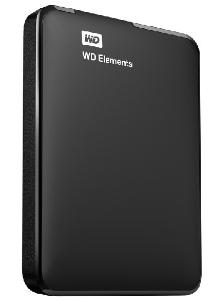WD Western Digital Elements 2TB External 3.0 Hard Drive HDD Black