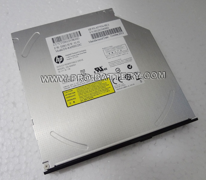 Lite-ON 8x Slim CD DVD RW Drive Burner DS-8A9SH for Asus G750JX G750JX-DB71