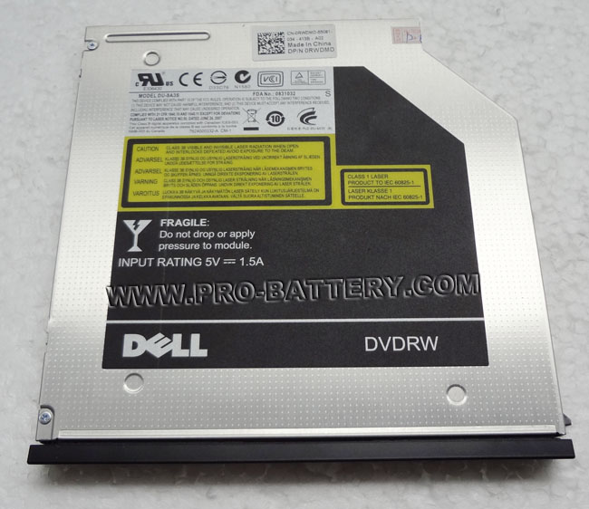 Original DELL Latitude E6400 E6500 DVD RW Burner Drive