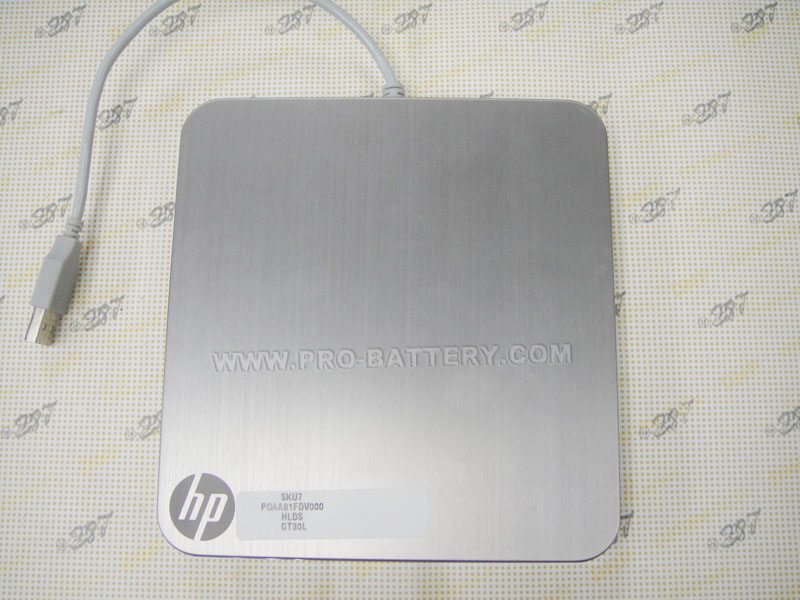 Original HP External USB Blu-Ray Player DVD R/RW Burner Drive