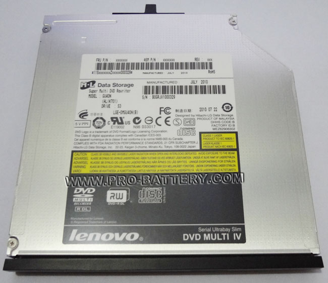 Brand new Lenovo IBM ThinkPad T400 T410 DVD RW Burner Drive